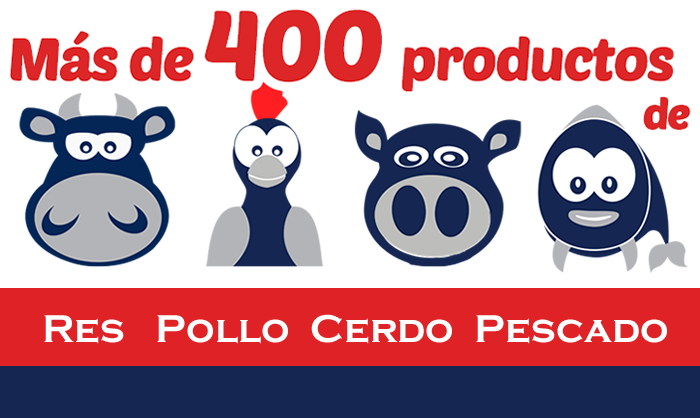 Más de 400 Productos en Abinca